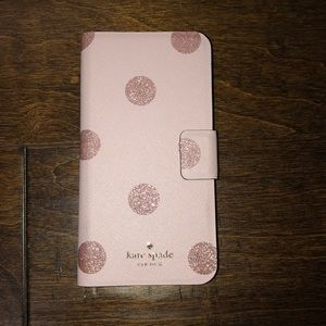 Kate Spade Wallet iPhone Case